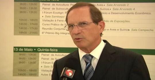 Luiz Fernando Furlan, Co-presidente do conselho de administração da Brasil Foods