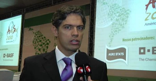 Ricardo Amorim, economista e apresentador do Mahattan Connection da GNT