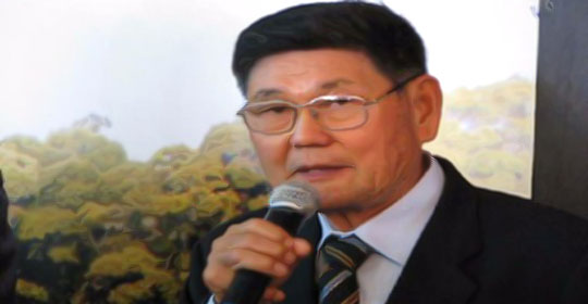 Osama Yabuta, presidente da Acenba