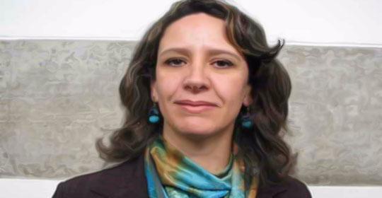 Samanta Pineda, advogada especialista em legislação ambiental