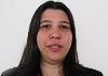 Tabatha Lacerda, assistente técnica da Ubabef