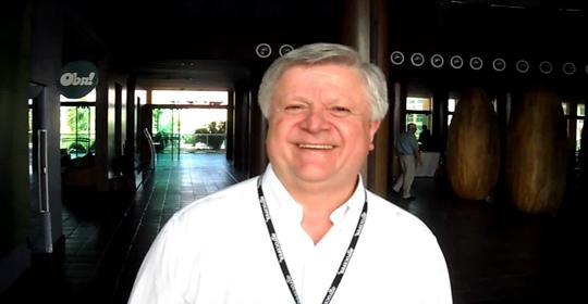 Valter Pitol, diretor-presidente da Copacol