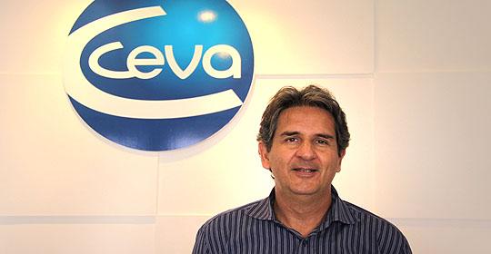 Ricardo Gomes Pereira, diretor da Unidade de Negócios Aves e Suínos da Ceva