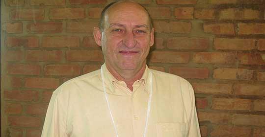 Godofredo Miltenburg, presidente do Colégio Brasileiro de Nutrição Animal (CBNA)