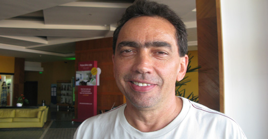 Custódio Rodrigues de Castro, diretor executivo da Acrismat
