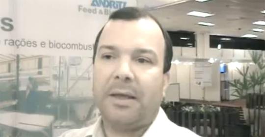 Eduardo Soffioni, diretor da Andritz Sprout