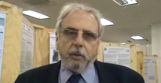 Cicero Bley Jr, superintendente de Energias Renováveis de Itaipu
