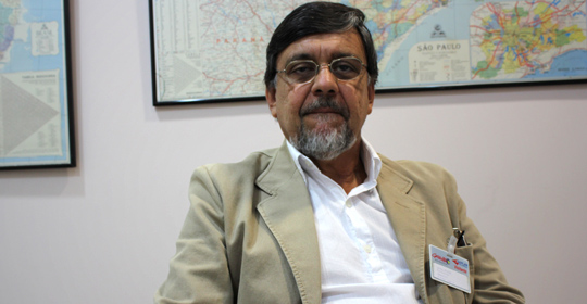 Waldir Ferreira Quirino, área de Energia de Biomassa do Serviço Florestal Brasileiro