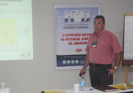 III Workshop Vaccinar de Matrizes Pesadas, ,