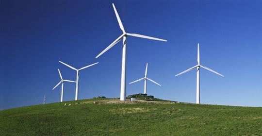 Uso da energia eólica para irrigação