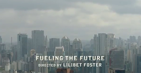 Earth 2050 - Fueling the Future