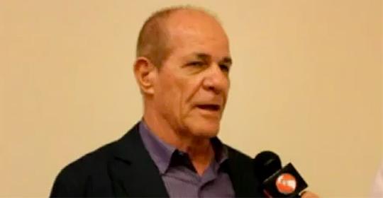 José Garcia Gasques, chefe-geral de Planejamento do Mapa