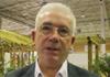 Roque Justen, organizador da Feira da Floresta