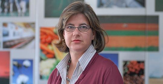 Mônika Bergamaschi, secretária de Agricultura do Estado de São Paulo