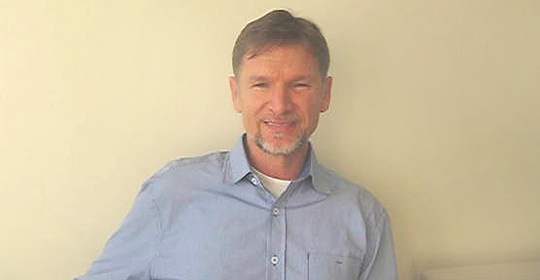 Udo Siebert, diretor da Siebert no Brasil