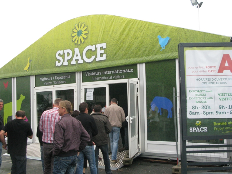 26º SPACE - Salão Internacional de Agropecuária