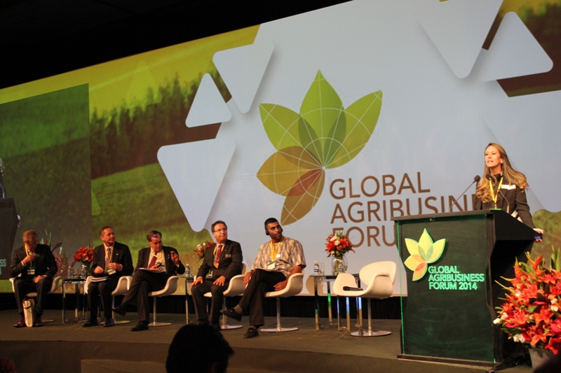 Global Agribusiness Forum 2014, ,