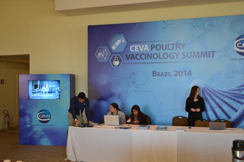 Seminário Ceva, Seminário de Vacinologia Ceva, Seminário de Vacinologia Ceva