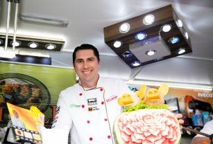 AveSui apresenta Festival Gastronômico com Cheff Mueller