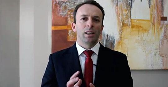 Judenor Marchioro, presidente da CSMIAFRI da ABIMAQ