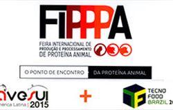 FIPPPA 2015 cumpre seu papel e movimenta indústria de proteína animal