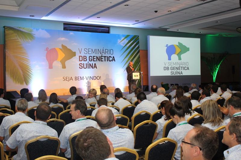 V Seminário DB Genética Suína, V Seminário DB Genética Suína, V Seminário DB Genética Suína