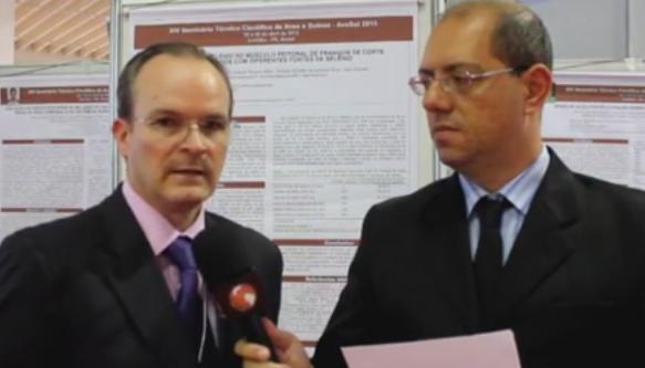 Carlos Augusto Mallmann, professor titular da UFSM, fala sobre o Prêmio Técnico Científico Instituto Oswaldo Gessulli.