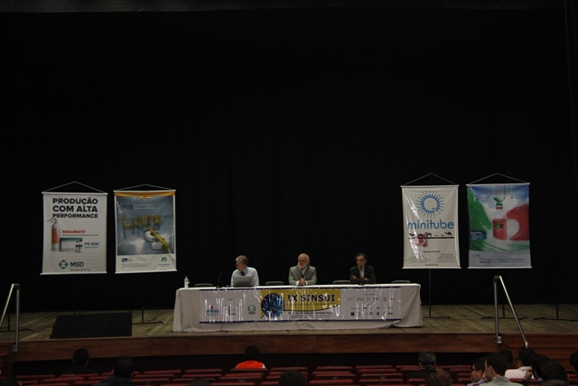 SINSUI - Simpósio Internacional de Suinocultura