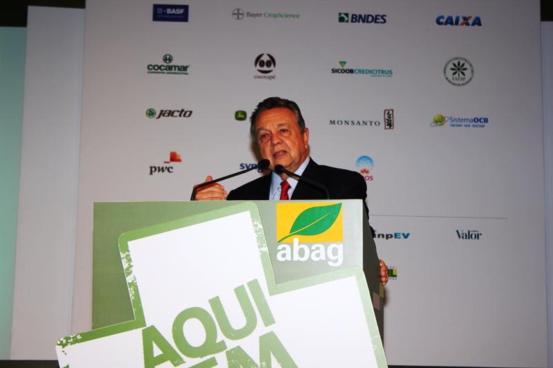 14º Congresso Brasileiro do Agronegócio - Abag, ,