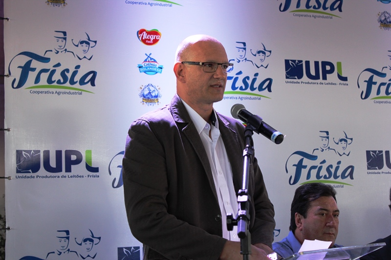 Inauguração UPL Frísia, Inauguração UPL Frísia, Inauguração UPL Frísia