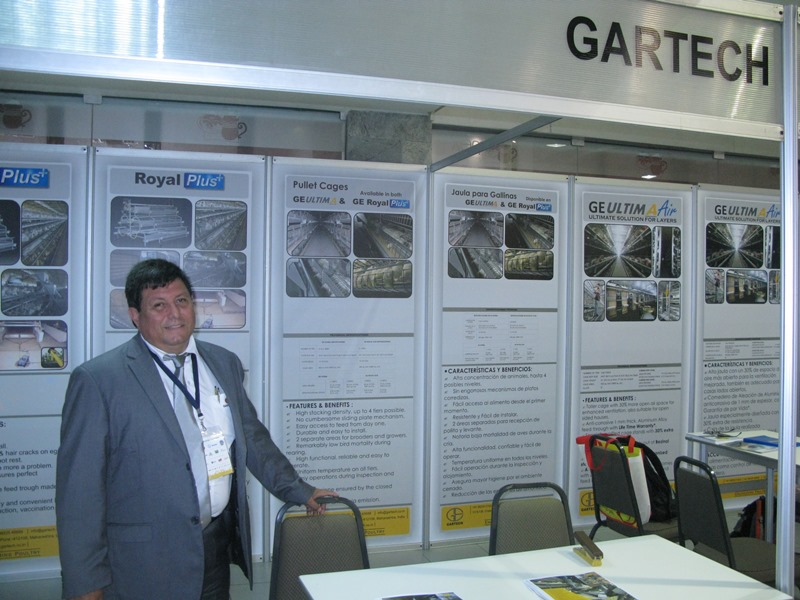 XXIV Congresso Latinoamericano de Avicultura, XXIV Congresso Latinoamericano de Avicultura, XXIV Congresso Latinoamericano de Avicultura