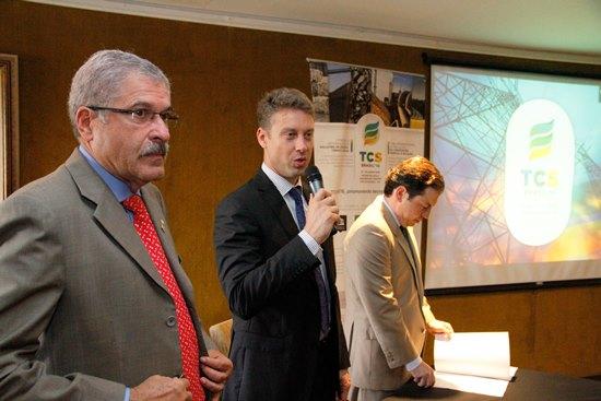 Cerimônia aconteceu na Câmara dos Deputados com o apoio da Comissão de Minas e Energia, Lançamento da TCS Brasil