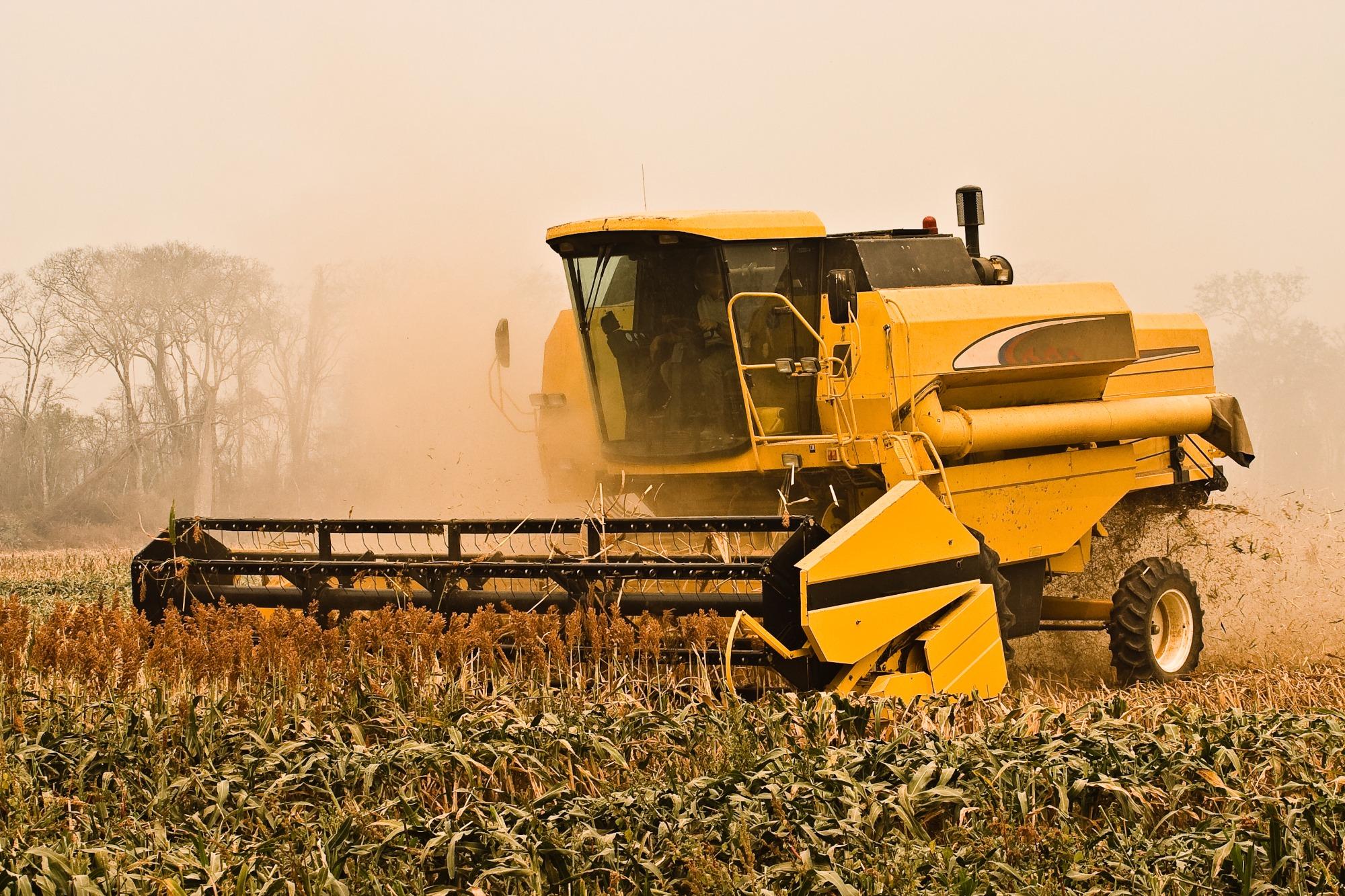 Faturamento da agropecuária cresce 1,7% acima da inflação