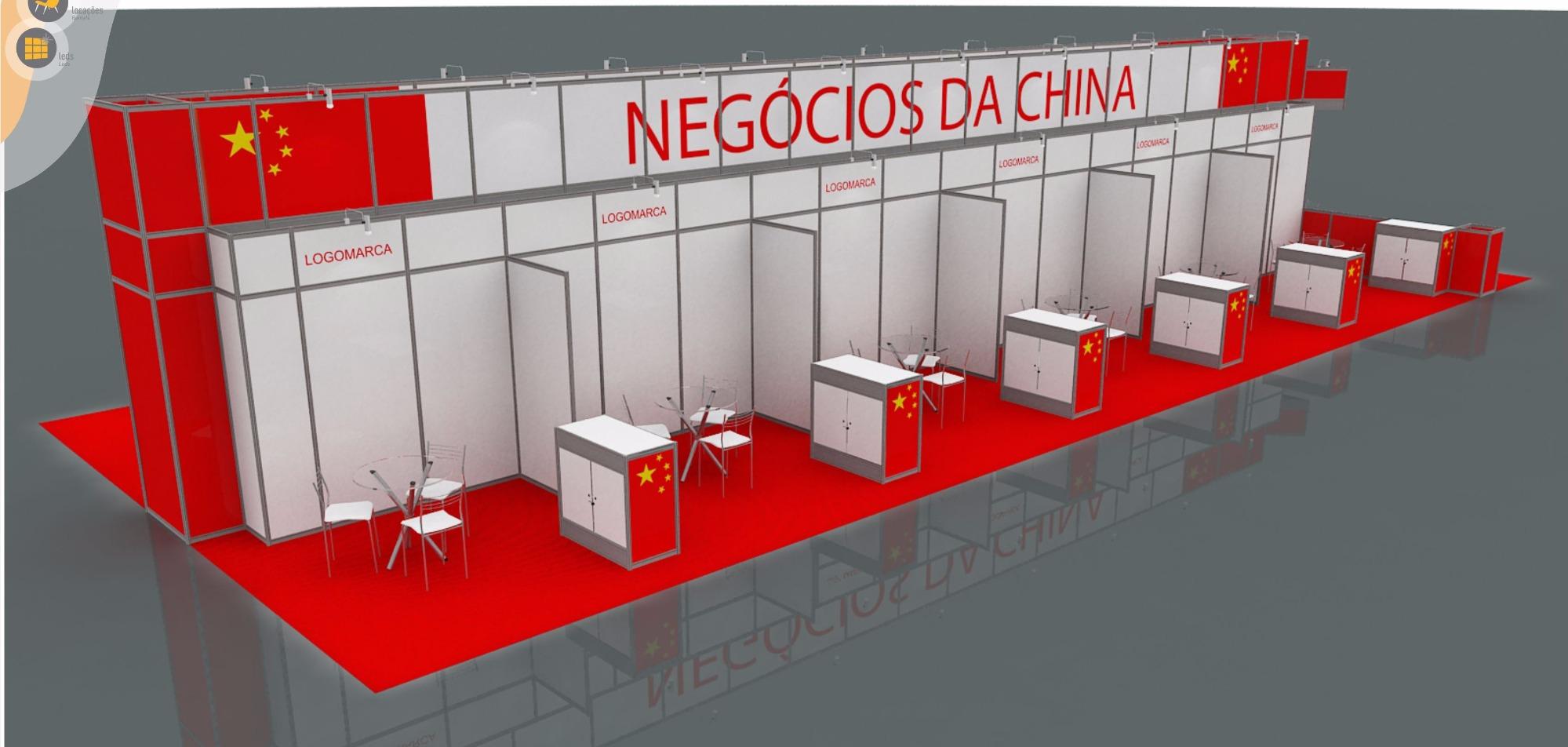 Líder em compras de produtos brasileiros, China terá pavilhão de negócios na AveSui