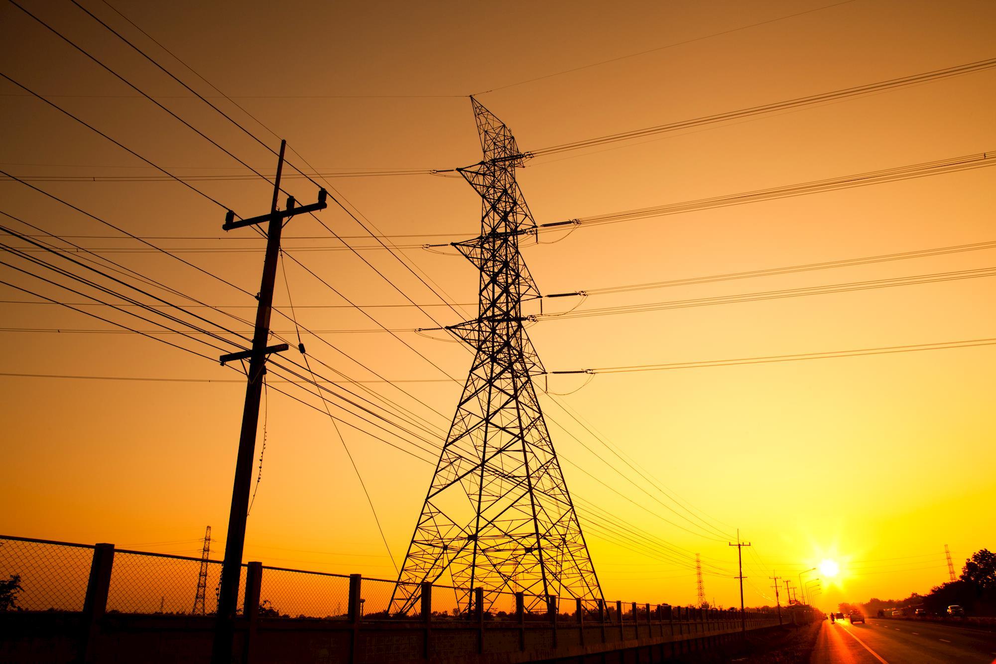 Energia elétrica para o campo