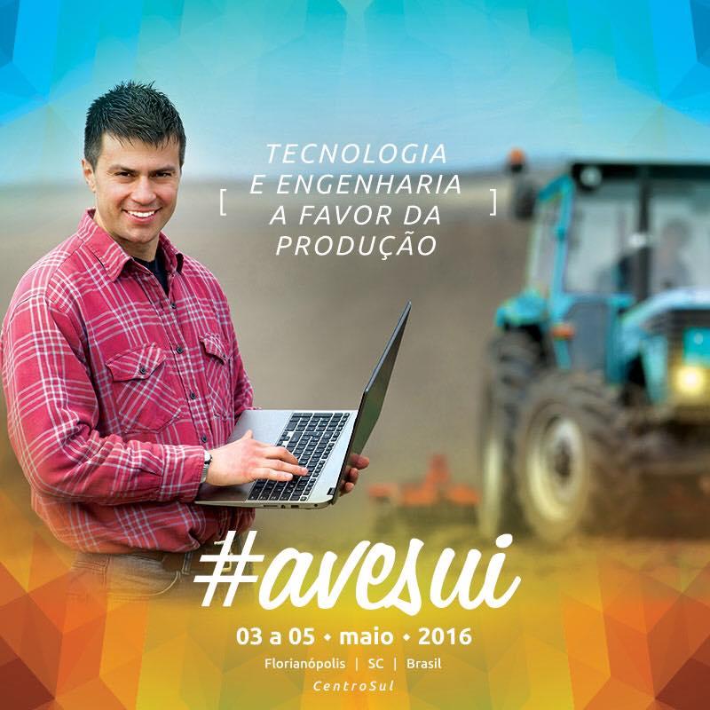 Florianópolis: I Congresso de Zootecnia de Precisão é destaque no primeiro dia de AveSui