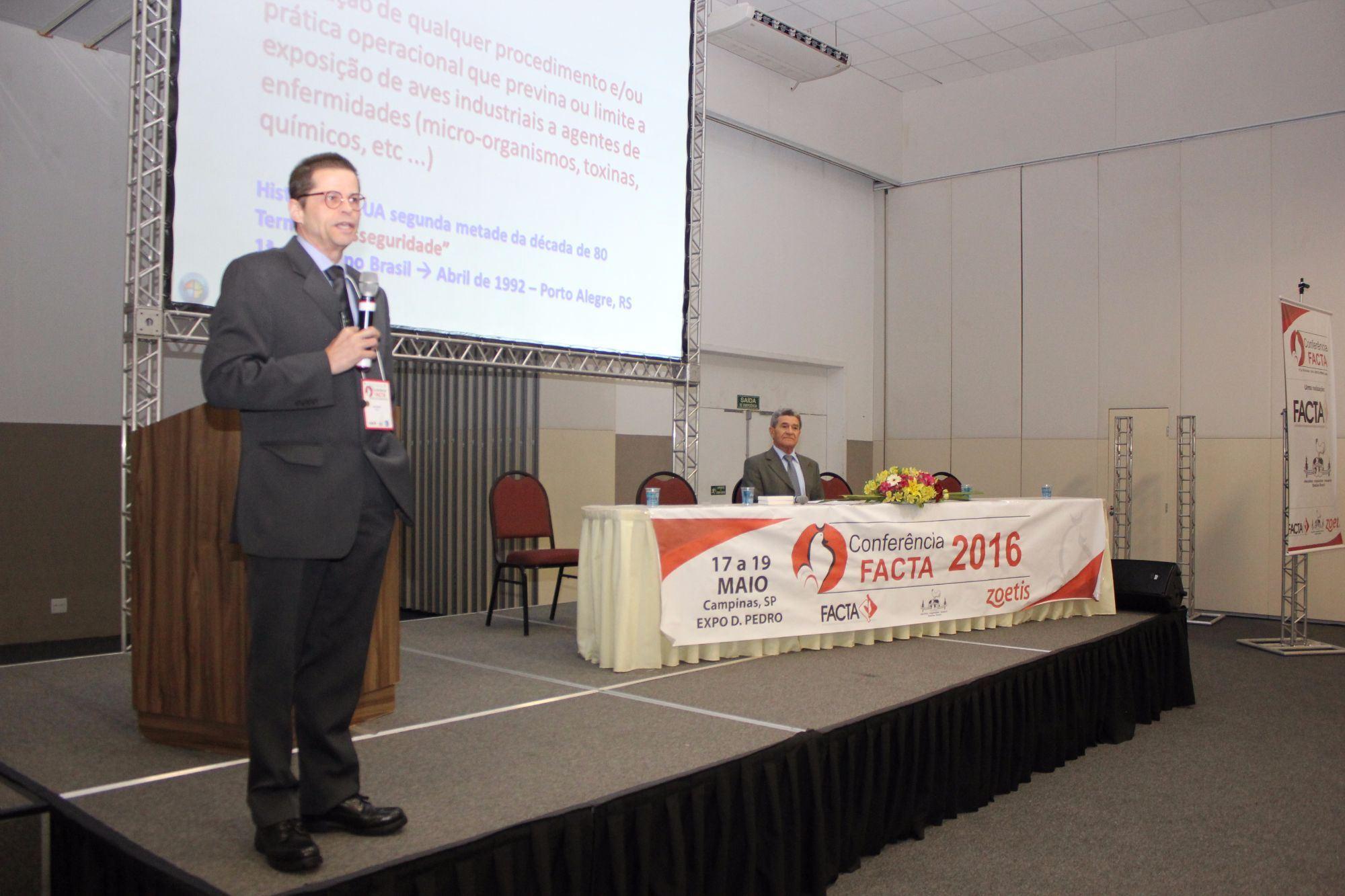Conferência Facta 2016 discute os desafios da avicultura sustentável, Conferência Facta 2016 discute os desafios da avicultura sustentável