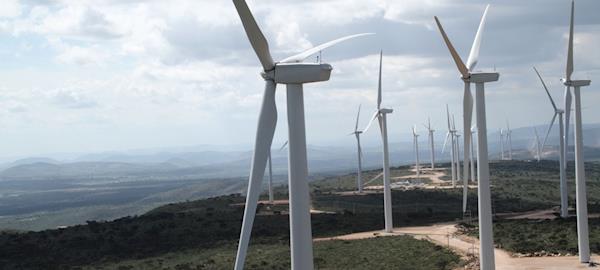 Mais de R$ 600 milhões são investidos na construção de parques eólicos e PCH's