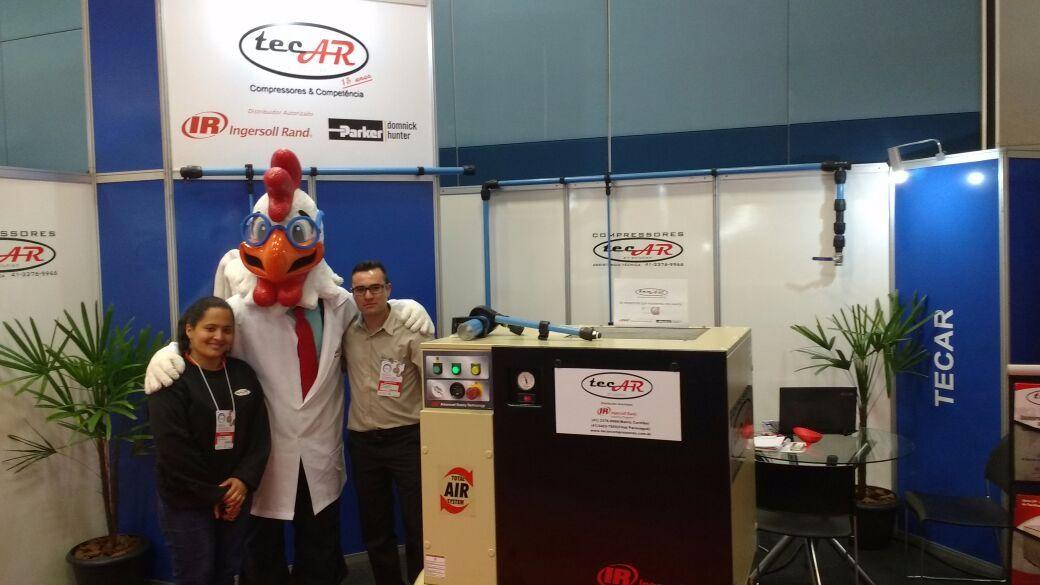 Feira destaca tendência de embalagens com atmosfera modificada para frangos, Feira destaca tendência de embalagens com atmosfera modificada para frangos