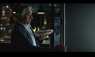 Robert de Niro estreia campanha de linha gourmet