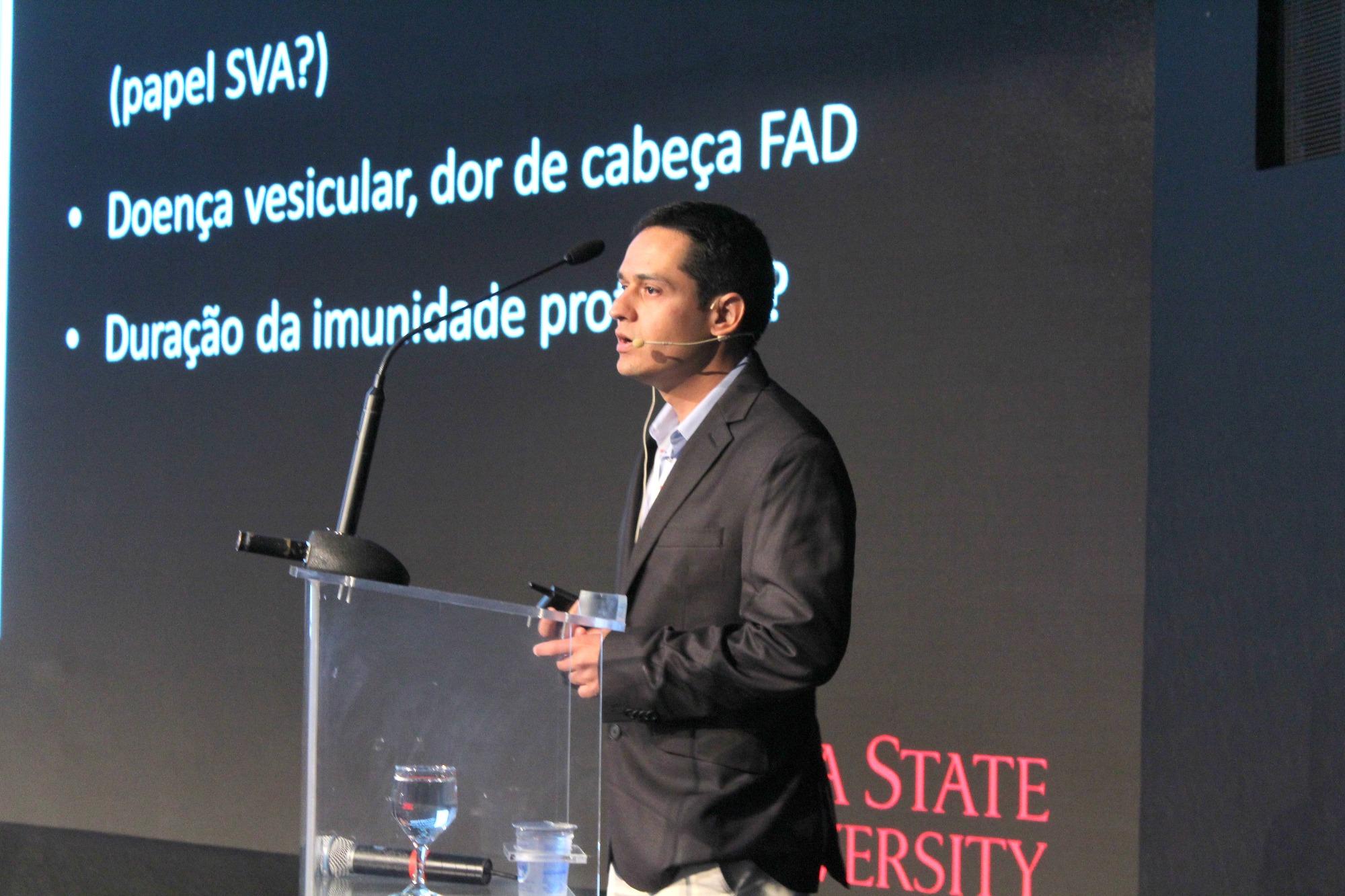 """""""Sanidade é hoje um dos maiores riscos da atividade suinícola"""", diz especialista"""