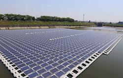 Chesf inicia estudo com plataformas solares flutuantes