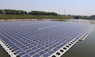 Governo de SP abre chamada pública para usina fotovoltaica flutuante na Billings