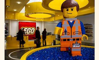 Nova fábrica da LEGO® na China terá 20 mil painéis solares