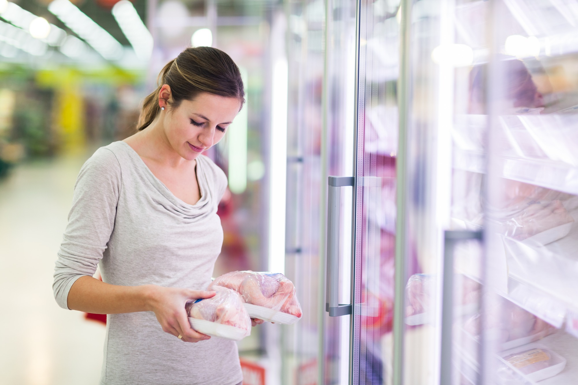 Indústrias de alimentos podem ter o selo de bem-estar animal
