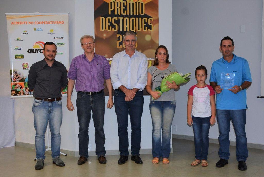 Aurora premia destaques da suinocultura em 2016, Aurora premia destaques da suinocultura em 2016