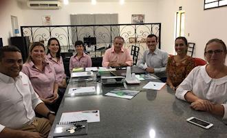 Suinocultura Industrial realiza ações conjuntas para comemorar os 50 anos da APCS