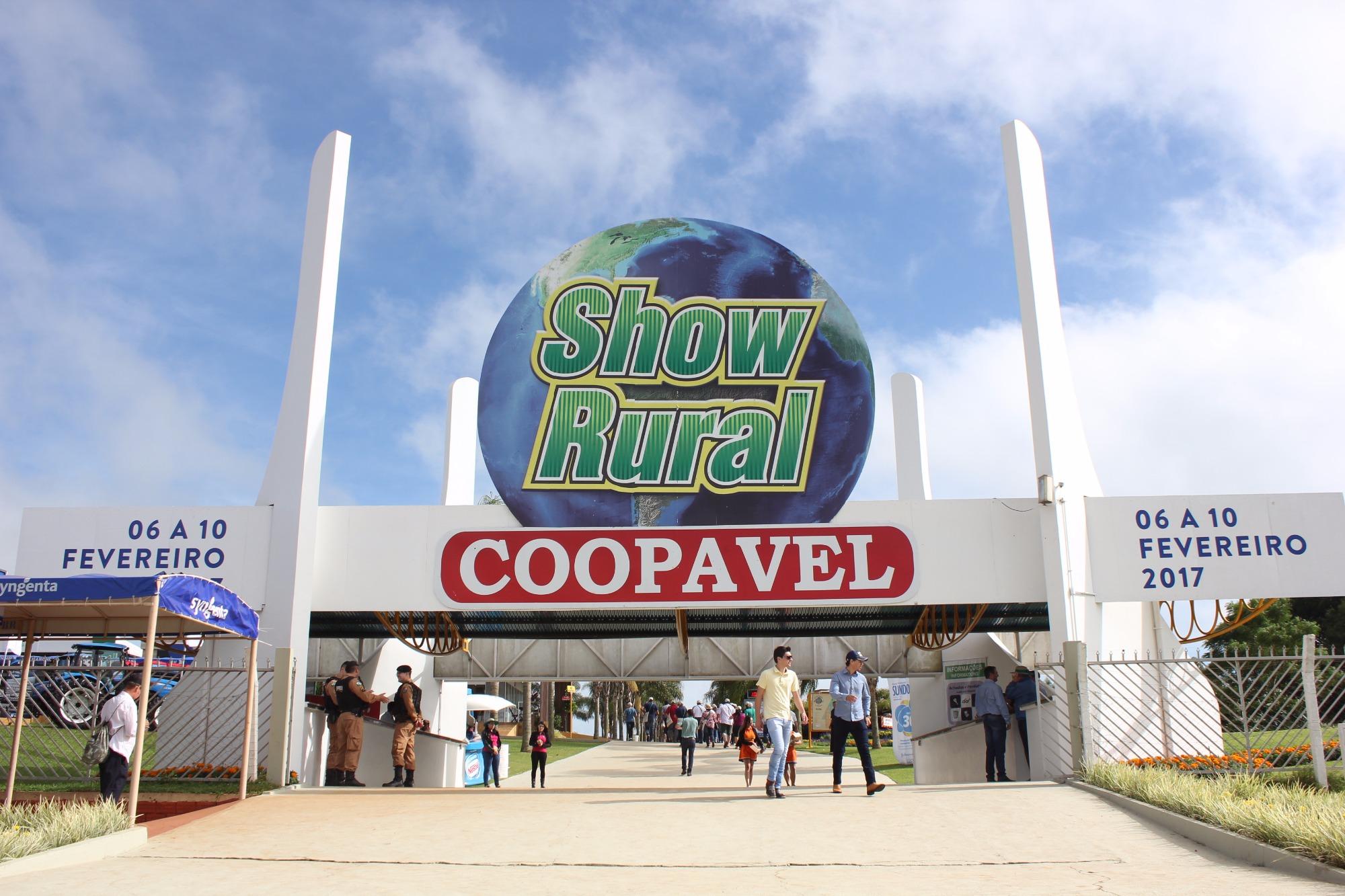 Recorde de público, Show Rural Coopavel atrai 253.068 visitantes