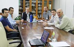 Cooperativa Bom Jesus apresenta modelo de geração de energia a colaboradores da Cocamar