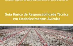 CRMV-RS lança guia para setor avícola
